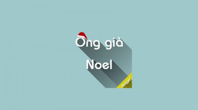 Ông già noel Blogspot