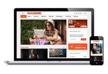Template Magone Blogspot