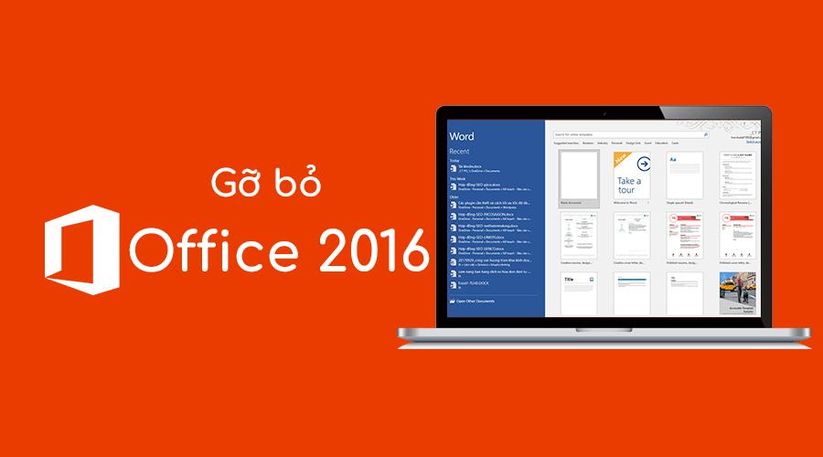 Cách gỡ bỏ Microsoft Office hoàn toàn tận gốc khi bị lỗi - Trần Bá Đạt